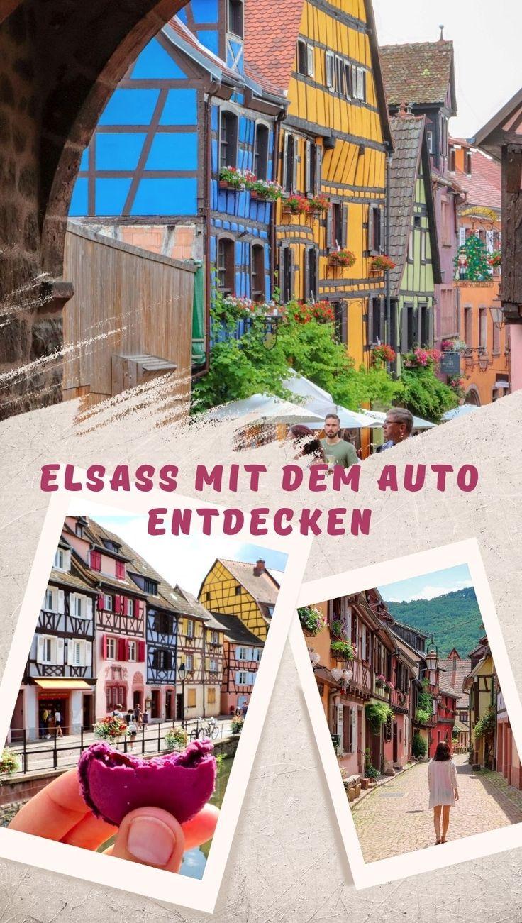 De carro na Alsácia – dicas e rota de viagem   – Urlaub