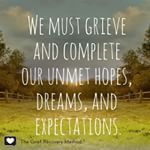 - The Grief Recovery Method #grief #recovery #quote
