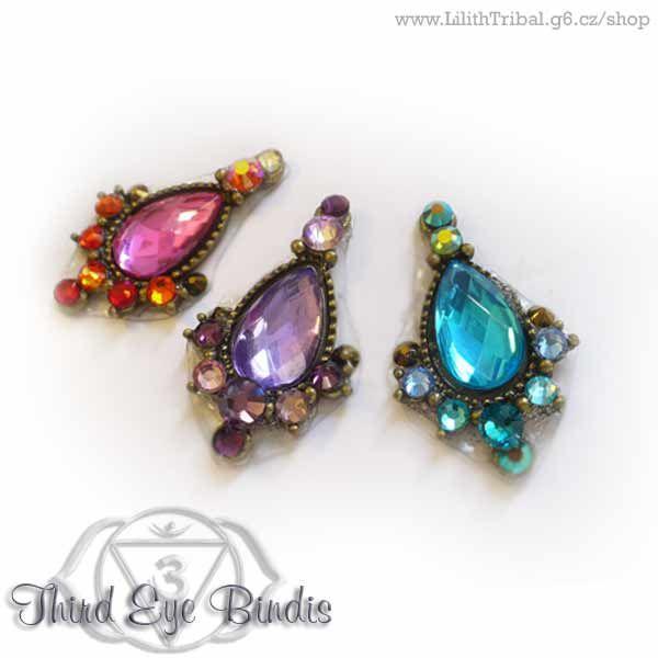 Ariellah - set of tribal bindis