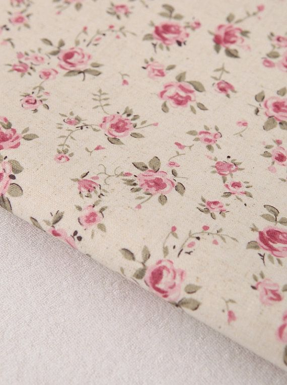 wide laminated linen 1yard 56 x 36 inches 383831 by cottonholic, $24.00