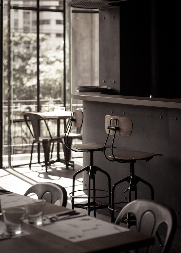 Welcome at Shuffle! #Design #Bar #Restaurant
