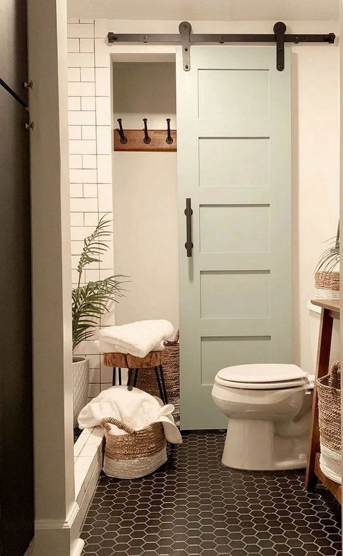 40 Farmhouse Bathroom Decoration Ideas 23 In 2020 Traditional
