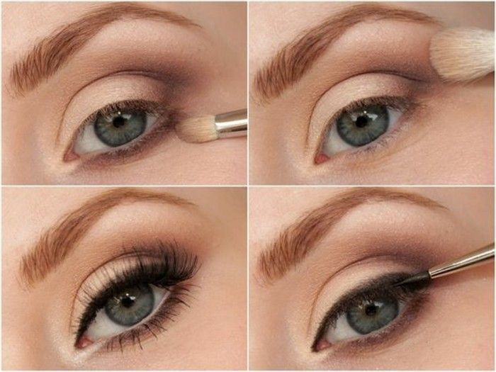 25 Best Ideas About Maquillage Yeux Bleus On Pinterest