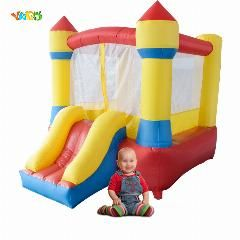 [ $36 OFF ] Yard Home Use Mini Inflatable Bounce House Indoor Outdoor Jumping Castle Best Gift For Kids