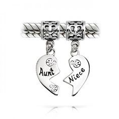 Best 25 niece tattoo ideas on pinterest infinity name for Pandora aunt charm jewelry