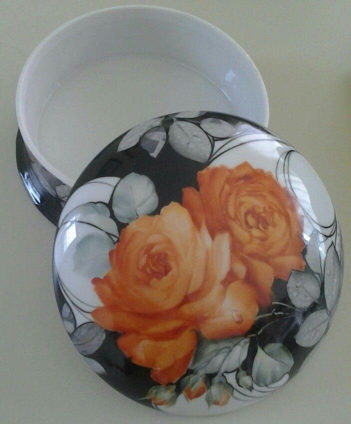 Esther Batista roses
