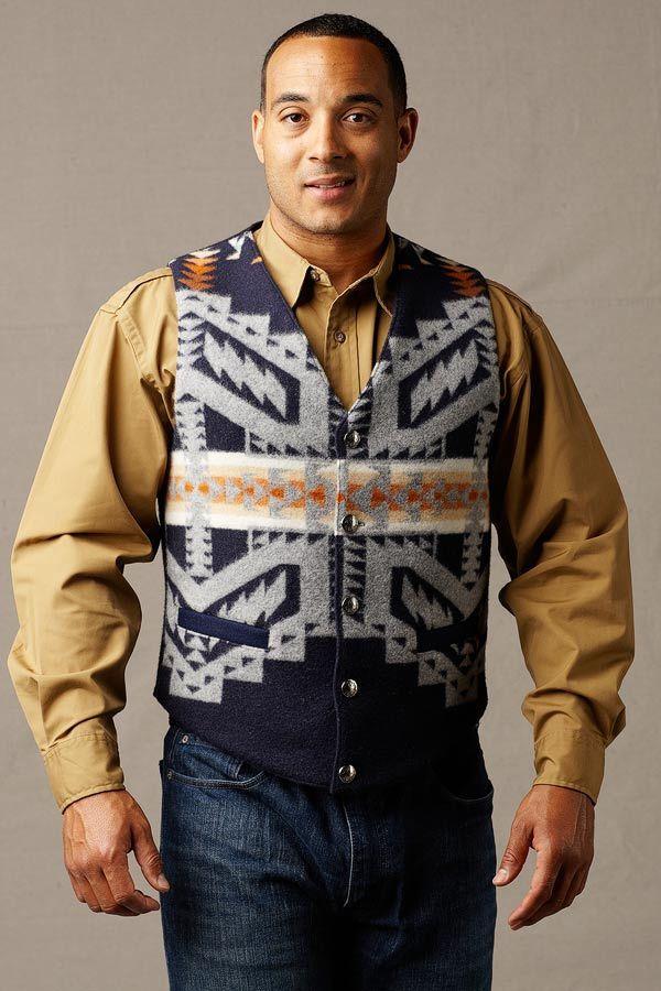 20 Best Native American Vests Ribbon Shirt Images On