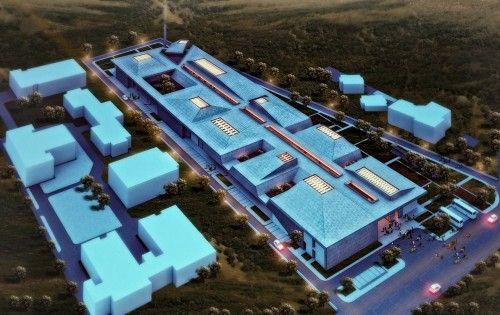 5. Mansiyon - Adıyaman Aktif Yaşam Merkezi Mimari Proje Yarışması - kolokyum.com