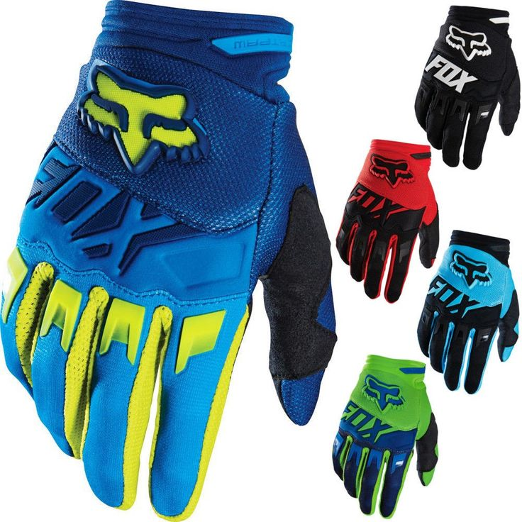 Fox Racing Dirtpaw Race Youth Off Road Dirt Bike Motocross Gloves