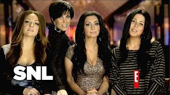 SNL Backstage: Real Housewives of Disney Deleted Scenes - Saturday Night Live - YouTube