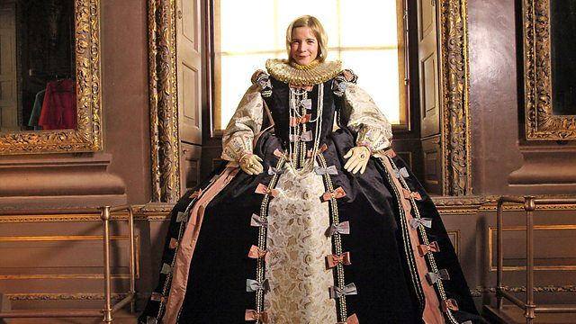 BBC Four - Tales from the Royal Wardrobe with Lucy Worsley
