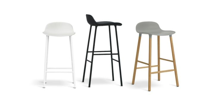 Form Barstool | Olsson & Gerthel