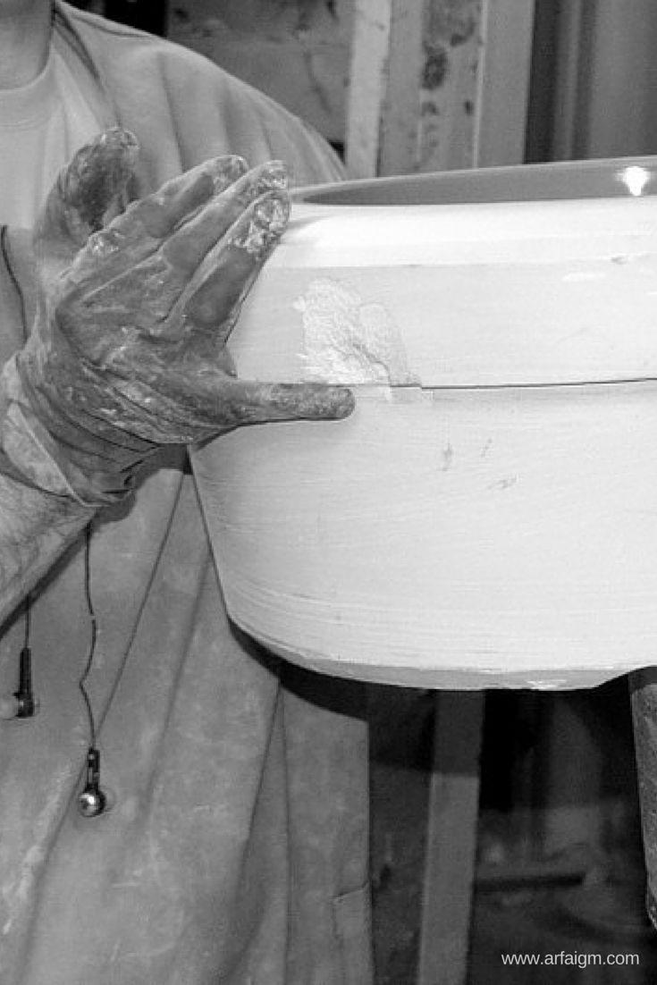 #factory #ceramicsproductionprocess #ceramics #production #machine #conformartion | By Arfai & IGM