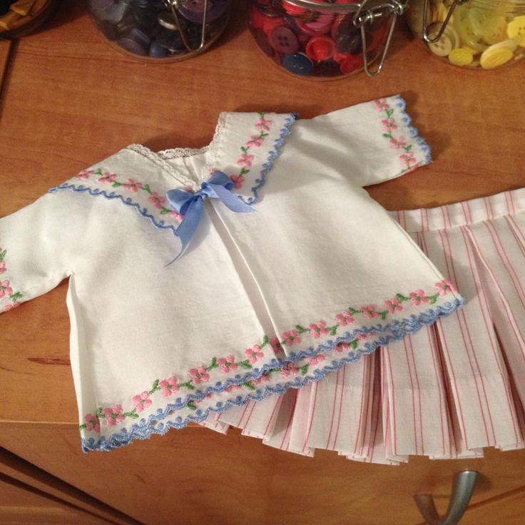 ... on Pinterest | Sewing patterns, Doll dresses and Handmade clothes