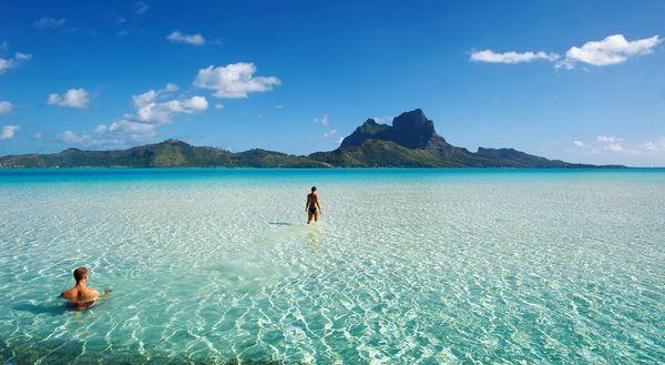 Bora Bora - I want to be here...