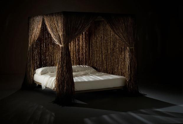 Milano Salone 2013 // EDRA BEDS // CAMPANA BROTHERS