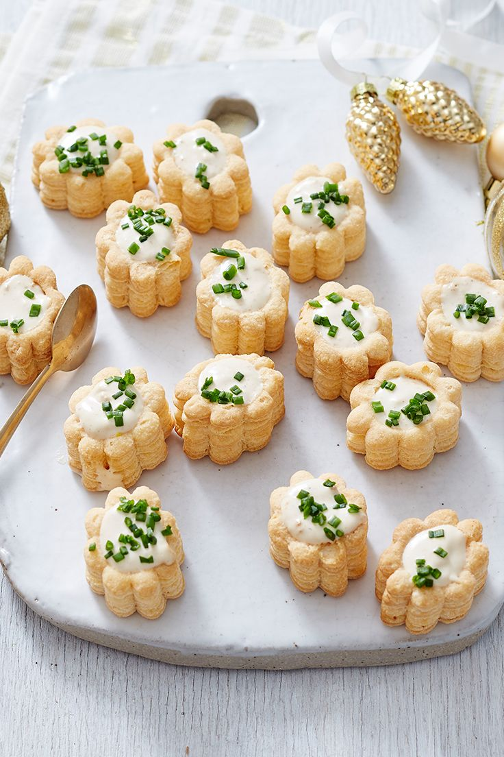 Go retro at your next dinner party with these classic French canapes.