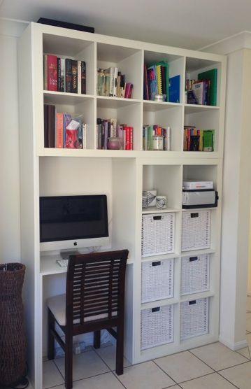 Desk http://www.ikeahackers.net/search/label/work%20station