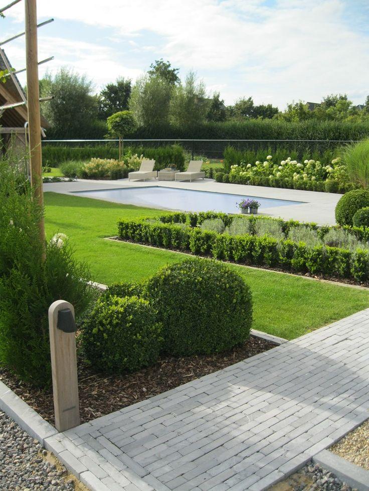 Portfolio TRV tuinaanleg: Landelijke tuin met zwembad