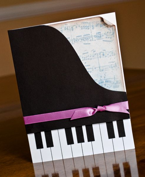 253 Best Images About Piano Music On Pinterest: 17 Best Images About Cards - Music On Pinterest