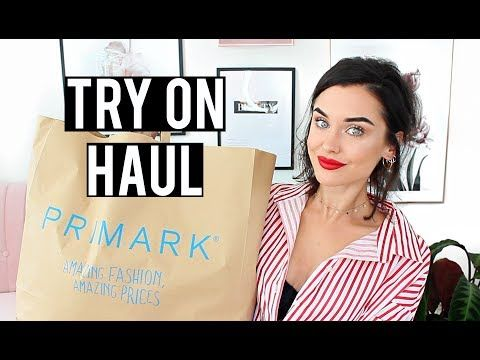 784873be36 (24) SUMMER TRY ON PRIMARK HAUL AUGUST 2018 | KatesBeautyStation - YouTube