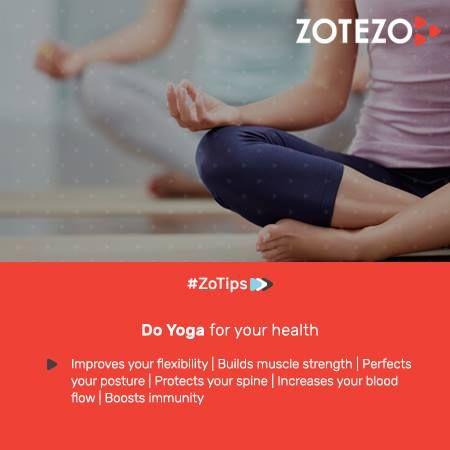 Inhale love, exhale calm. Do more with zotezo.com