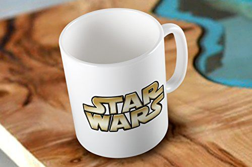 Star Wars The Force Awakens Gold Two Side White Coffee Mug with Low Shipping Cost Mug http://www.amazon.com/dp/B019Q05CZM/ref=cm_sw_r_pi_dp_kl2Ewb1KT57V4 #mug #coffeemug #printmug #customMug #mug #starwars #rebels #theforceawekens
