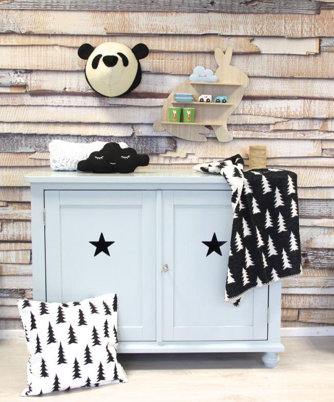 commode lova met ster mint - camilla collection #babykamer#commode#kinderkamer#zwanger#finelittledays#bloomingville