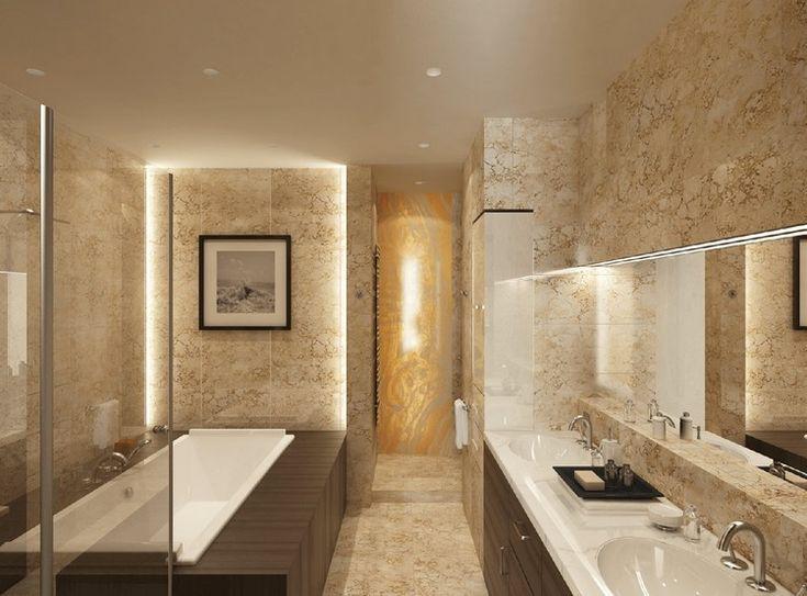 Holz Im Badezimmer. die besten 25+ bad waschbecken rock ideen auf ...