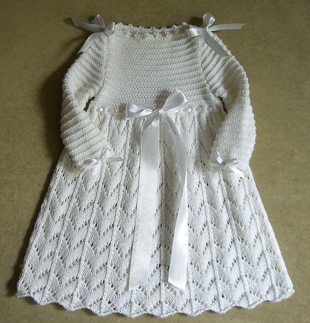 Ravelry: alenochka en Vaftiz elbise