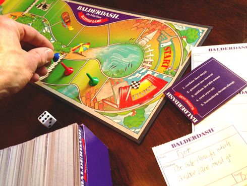 Balderdash, a hilarious, fun board game for everyone, young and old