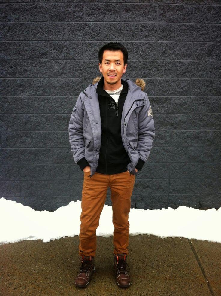 David Chiu's Stuff: **Stuff I Wore