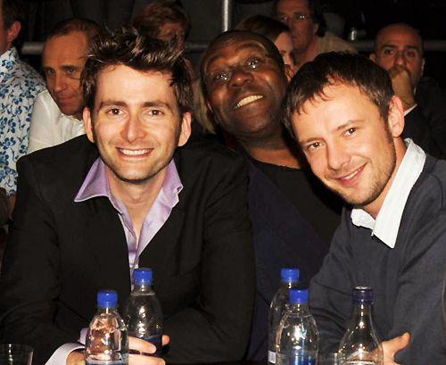 David Tennant & John Simm, Jools Holland's Hootenanny (2007)