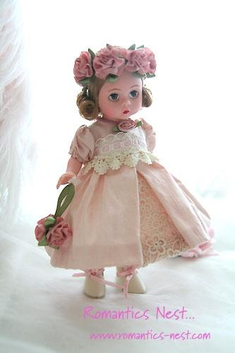 Madame Alexander...flower girl