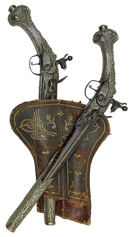 Ethnographic Arms & Armour - Kuburluk, Ottoman holster