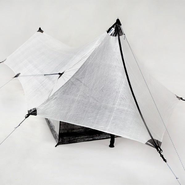 Shelter Tent Mining : Echo i cuben fiber ultralight shelter system by hyperlite