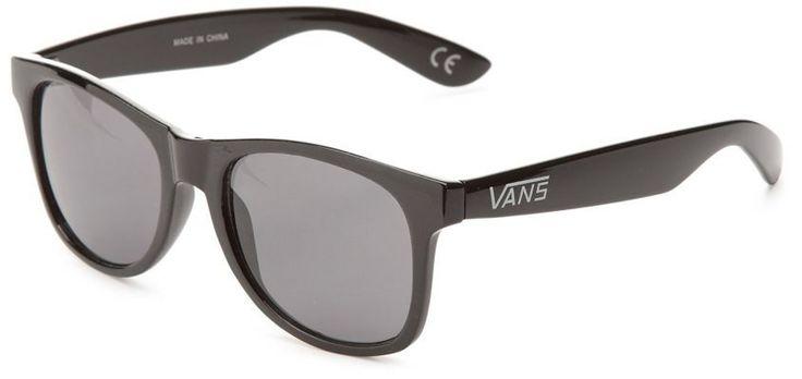 Os traemos un modelo de gafas de la marca Vans a un precio realmente de locos.Las Spicoli 4 son unas gafas de sol 100 % policarbonato con cristales con protección UV y el logotipo de Vans grabado en la patilla.   #chollo #gafas #Hombre #oferta #spicoli #vans