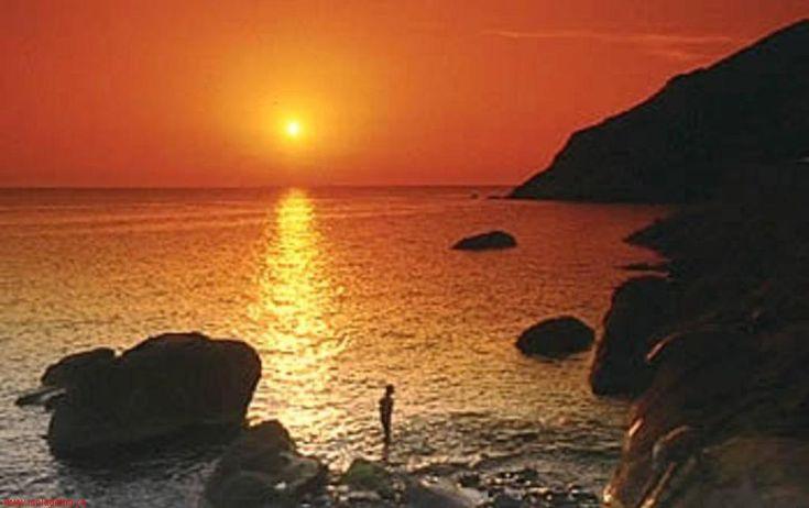 tramonti a Pomonte
