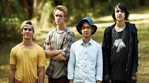 Episodes - Nowhere Boys - ABC3 and CBBC; one of the best original programmes for teens that I've seen as if late.