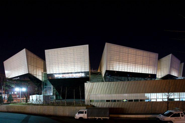 Gyesan Church / iArc Architects