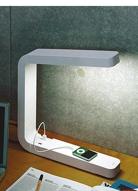 Nice desk lamp with USB