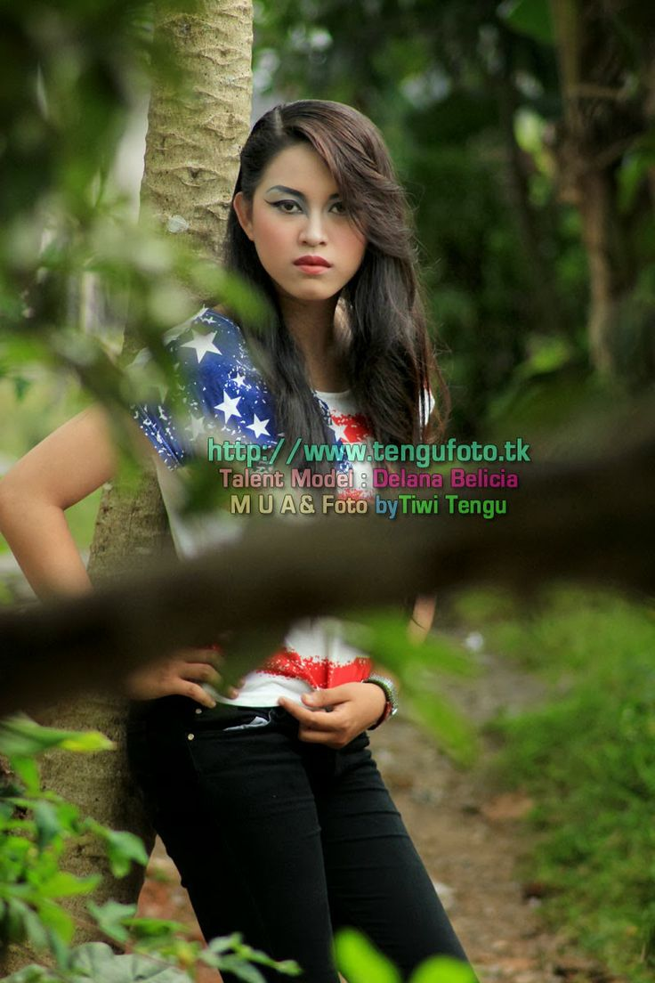Daily Casual - Talent Model Profile : DELANA BELICIA - Model Banyumas / Model Purwokerto / Model Indonesia - Foto oleh : Tiwi Tengufoto - Fo...