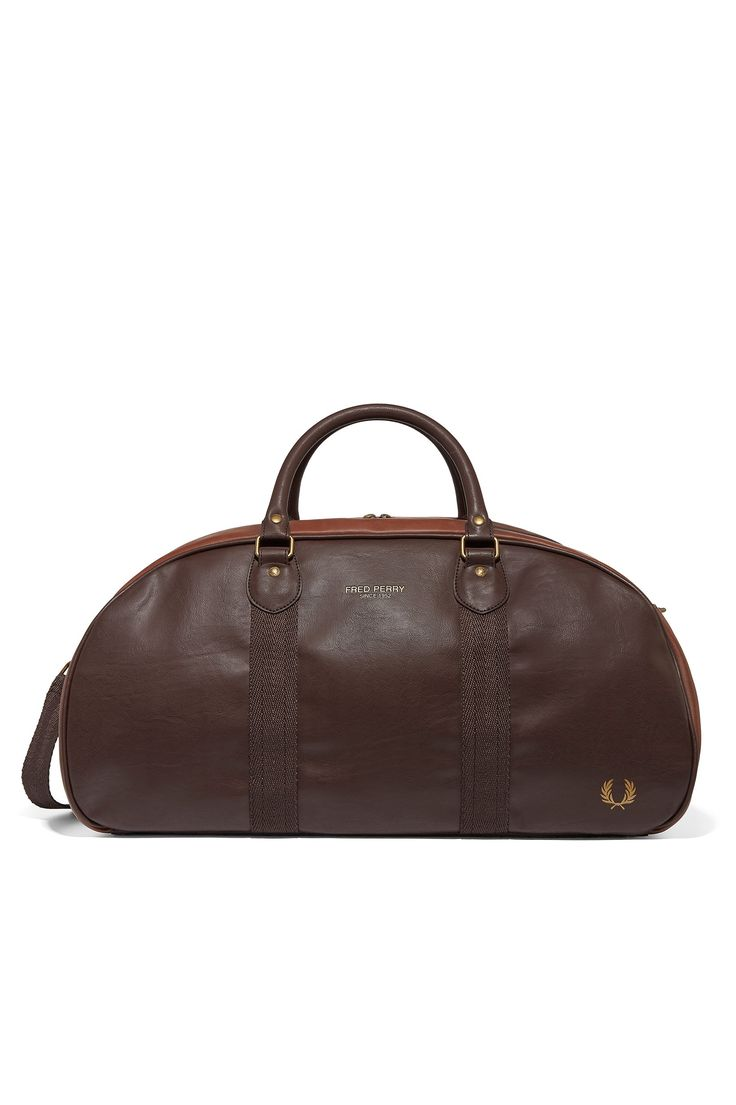 Fred Perry - Authentic Grip Bag Tan
