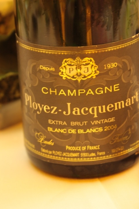 Ployez-Jacquemart Extra Brut Vintage. Do I have to wait until New Year's Eve to try this again?
