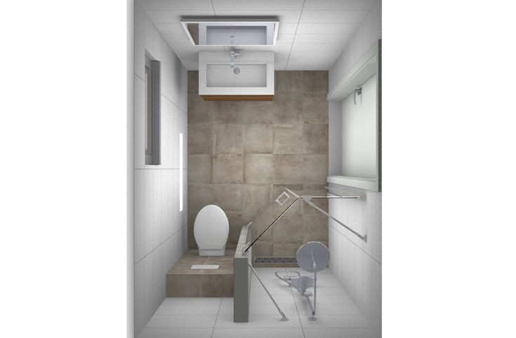 24 besten Kleine badkamer Bilder auf Pinterest   Badezimmer, Duschen ...