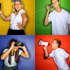 Quatre types d'utilisateurs de Facebook | Psychomédia