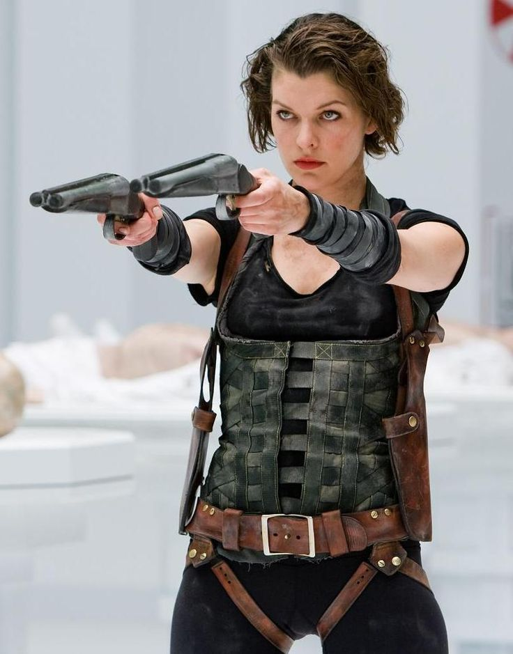 Alice: Resident Evil Afterlife - Making this costume for my birthday party :D