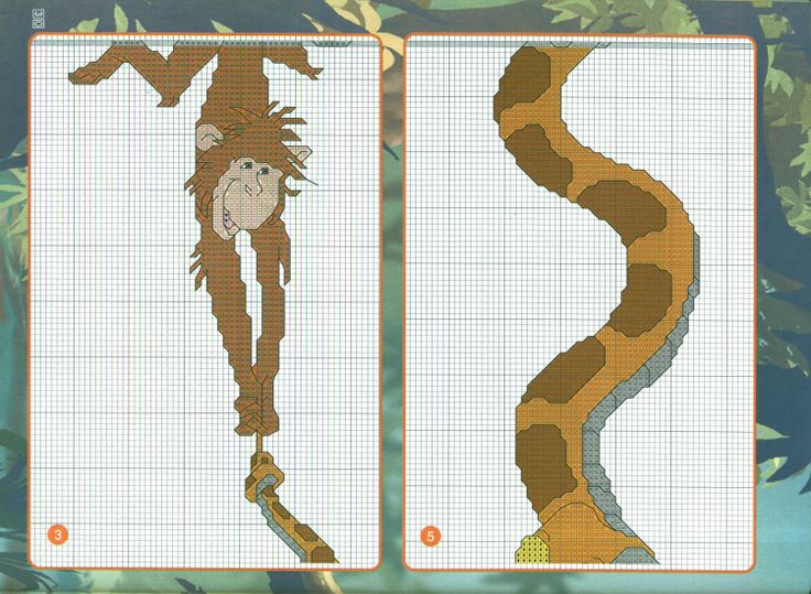 Jungle Book growth chart 5 of 6