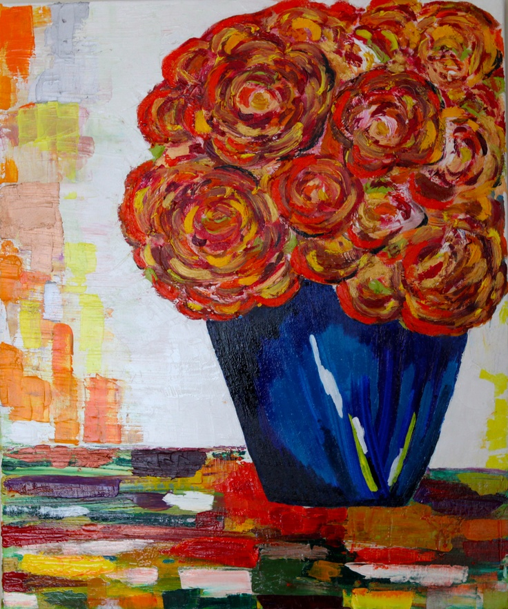 oil canvas 65x54