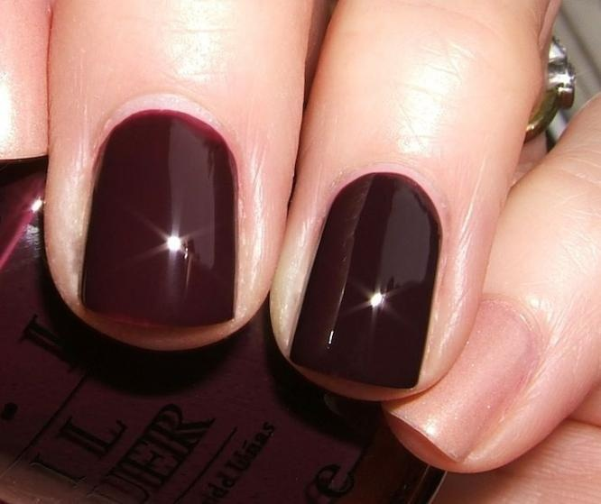 We'll always have Paris by Opi. (Fall or Winter)